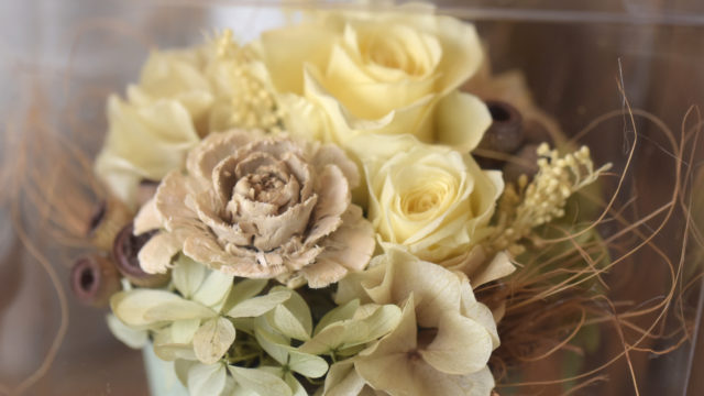 blancさんのお花